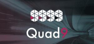 Logo of Quad9 Public Recursive DNS